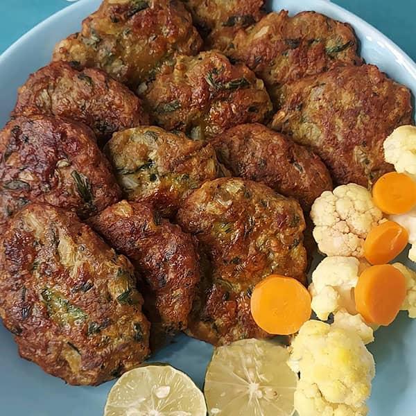 طرز تهيه شامي لبناني خوشمزه و مخصوص با گوشت
