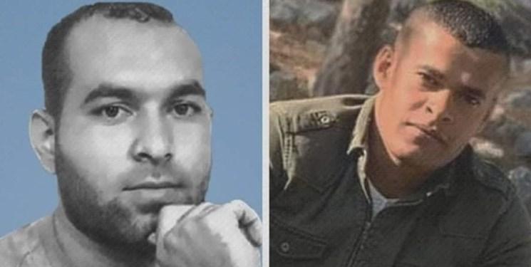 لحظه دستگيري آخرين اسراي فلسطيني عمليات جلبوع