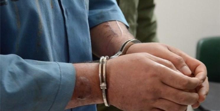دستگیری قاتل فراری یک طلافروش