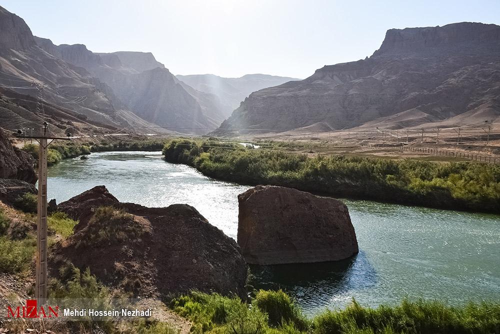 رودخانه مرزی ارس