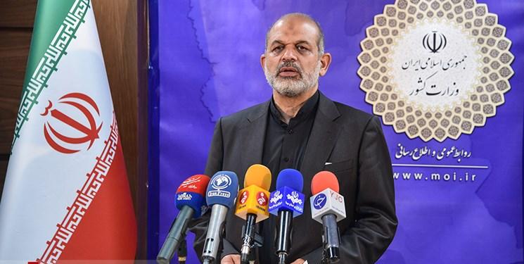 توضیحات وزیر کشور درباره روند انتخاب استانداران