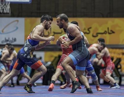 ۱۳ مرد کشتي خوزستان در اردوي تيم ملي