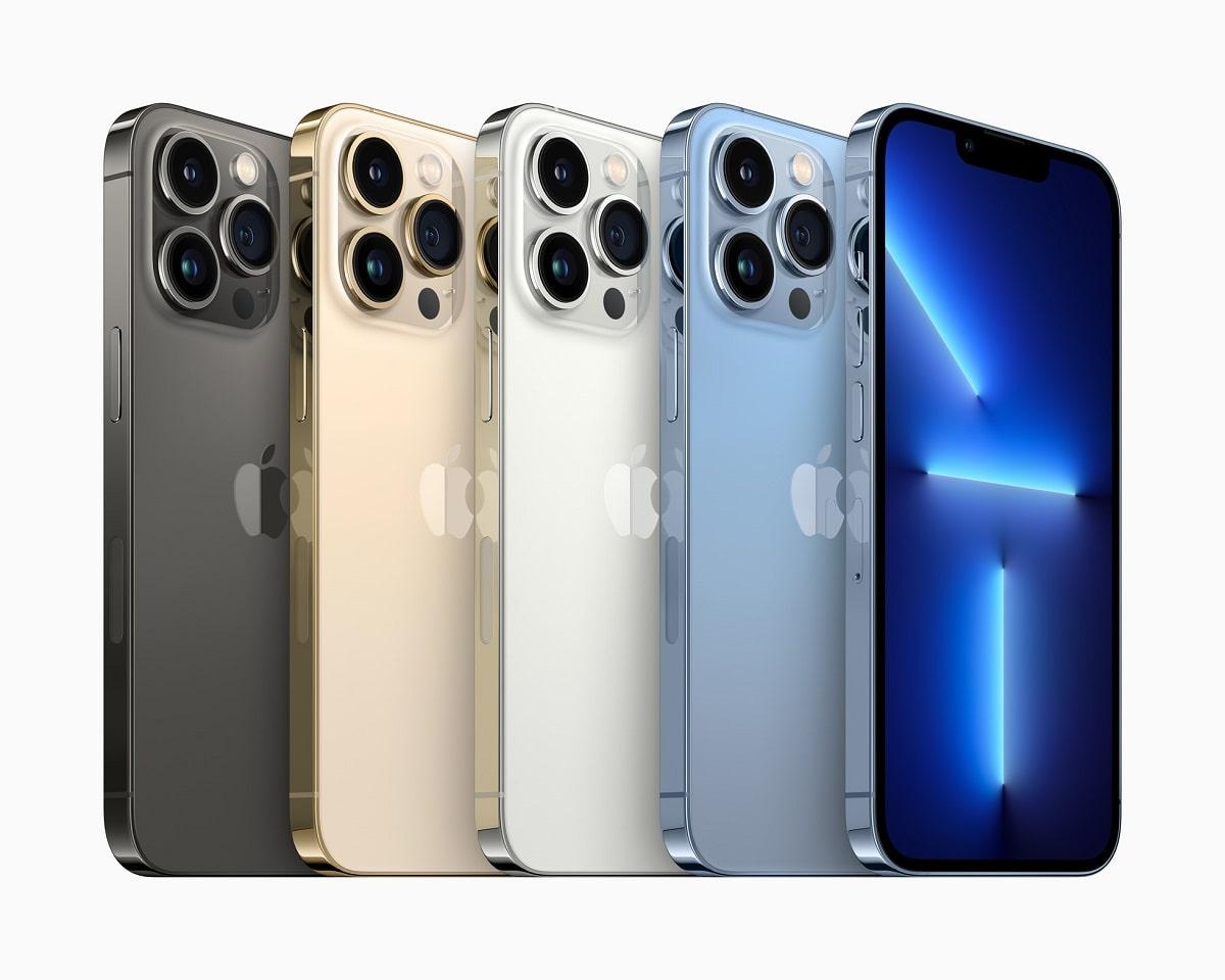 اپل ارسال گوشیهای سری آیفون ۱۳ به مشتریان را آغاز کرد