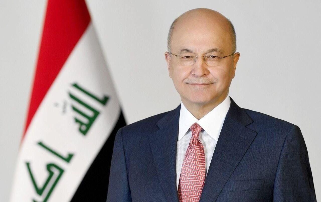 رئیس جمهور عراق عازم نیویورک شد