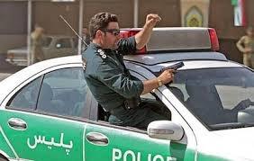 مرگ سارق پس از فرار از دست پلیس