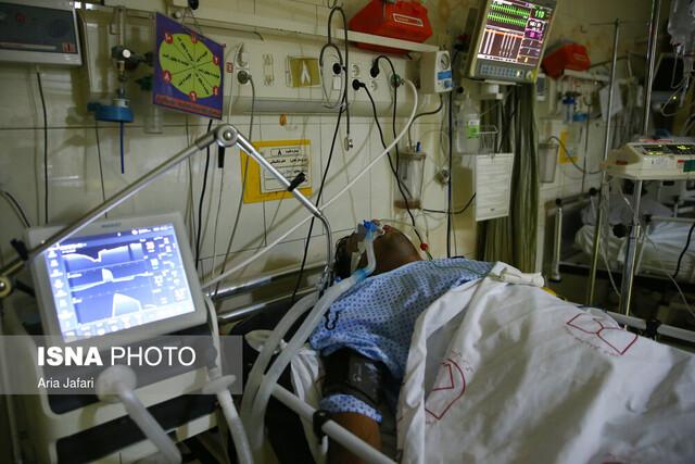 بستری ۴۲۷ بیمار کرونایی در بخش آی سی یو بیمارستانهای اصفهان