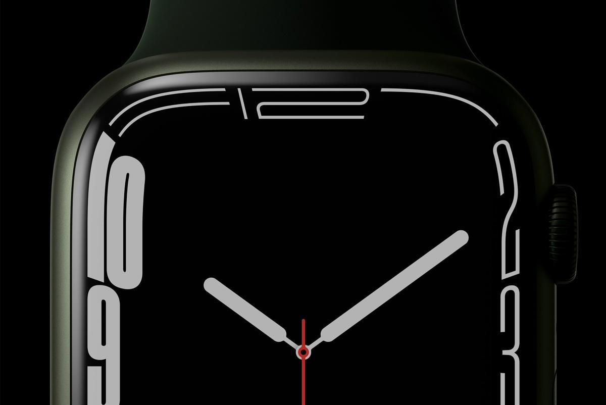 چه بر سر اپل واچ سری ۷ با لبه تخت آمد؟