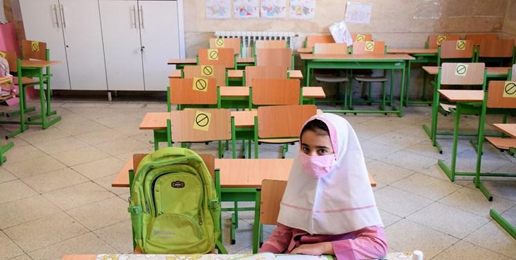 نحوه بازگشایی مدارس در شهر تهران