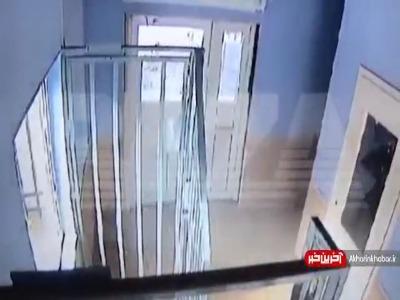 لحظه تیراندازی مرگبار در دانشگاه پرم روسیه