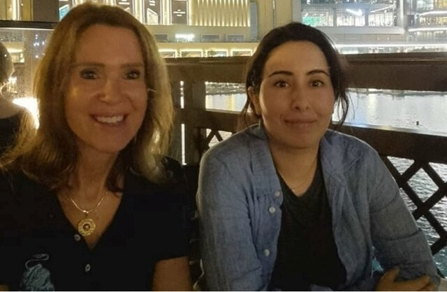 همسر سابق حاکم دوبي: دخترم لطيفه آزاد نيست