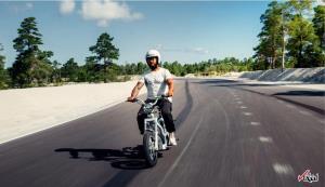 موتورسیکلت الکتریکی سونی را ببینید
