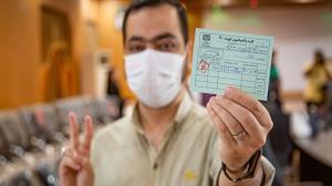 واکسیناسیون ۲۴۰ زائر اربعین در خراسان شمالی