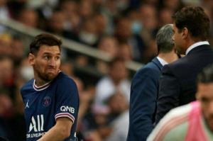 خشم مسی؛ لئو با پوچتینو دست نداد!