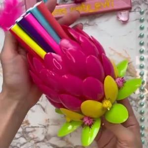 تهیه جامدادی خلاقانه برای بچه مدرسه ای ها