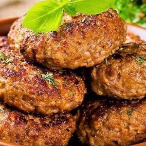 غذای اصلی/ «کتلت» به سبک لبنانی
