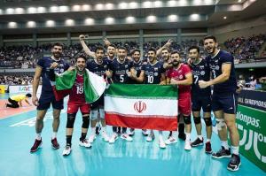 فدراسیون بینالمللی: ایران پادشاه والیبال آسیا ماند