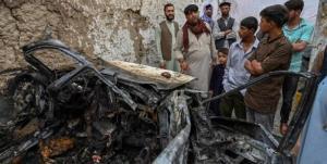 اظهارات سندرز درباره کشتار غیرنظامیان افغانستان در حمله پهپادی آمریکا