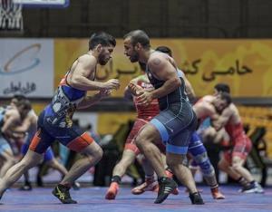 ۱۳ مرد کشتی خوزستان در اردوی تیم ملی