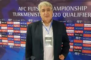 حسین شمس: بازیکنان تیم ملی فوتسال به فکر پاداش هستند!