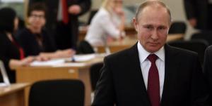 خبر خوب برای پوتین