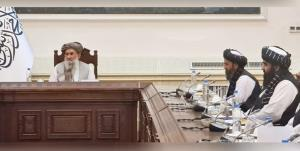 طالبان برای برگزاری مراسم تحلیف کمیسیون ویژه ایجاد کرد