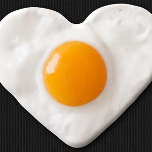 ترفند طبخ تخم مرغ به شیوهای عاشقانه