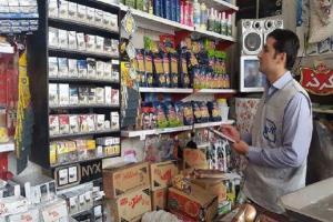 جمعآوری محصولات غیراستاندارد از بازار کهگیلویه