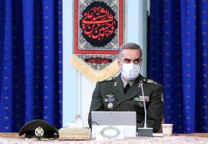 هشدار وزیر دفاع به دشمنان: به هرگونه اقدام نابخردانه و جهالتآمیز پاسخ دندانشکنی خواهیم داد