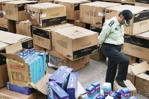 ۱۸ میلیارد ریال کالای قاچاق در طرح ۷۲ ساعته پلیس سمنان کشف شد