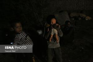 زندگی مهاجران افغان در حاشیه شهر اصفهان