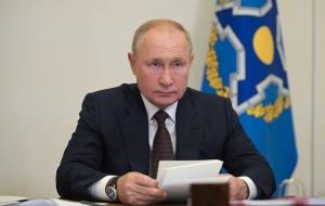 تشکر پوتین از شهروندان روس به دلیل مشارکت گسترده در انتخابات