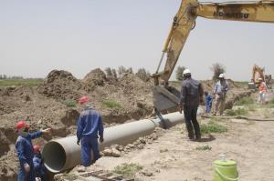 تکمیل طرح آبرسانی رینگ جنوبی اراک ۴۰۰ میلیارد ریال اعتبار نیاز دارد