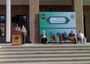 توصیههای فرمانده ارتش به دانشجویان دافوس