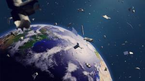 مدیریت ترافیک فضایی در برخورد با ماهواره ها