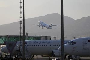 بازگشایی رسمی فرودگاه کابل