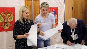 انتخابات مجلس به سبک روسی