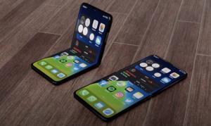 منتظر دو گوشی تاشو باریک از اپل باشید