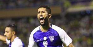 کاپیتان الهلال قبل از بازی با پرسپولیس بهبود پیدا کرد