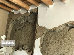 زلزله به ۱۱۷ واحد مسکونی روستاهای فاروج خسارت وارد کرد