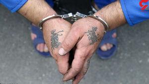 سرقت طلای زنان تهران با ناخنگیر؛ سارق به عنف در پوشش راننده دستگیر شد