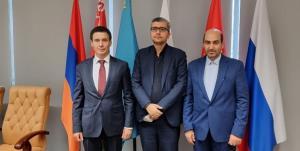 سفر هیأت پارلمانی ایران به مسکو برای نظارت بر روند انتخابات دوما