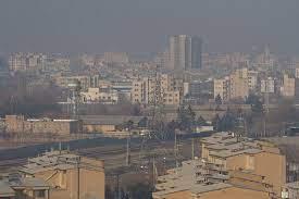 هوای اراک و شازند همچنان ناسالم؛ ثبت ۷۸ روز ناسالم در مرکز استان