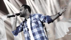 اجرای کنسرتی آهنگ «ببین چقدر دوستت دارم» از سیامک عباسی