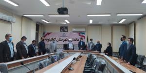 هیأت رئیسه شورای شهر دهدشت انتخاب شدند