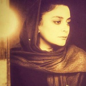 چهرهها/ قاب دو نفره الهام کردا و محمدرضا غفاری