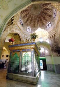 امامزاده ابراهیم(ع) شیراز؛ یک بقعه و هزاران نقش