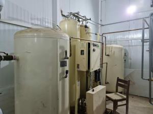نصب چهارمین دستگاه اکسیژنساز در بیمارستان خرمشهر