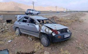 ۲ حادثه رانندگی در اردستان ۷ مصدوم برجا گذاشت