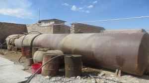 توقیف ۲۵ هزار لیتر نفت کوره قاچاق در زاهدان