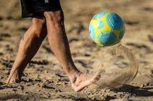 برتری نمایندگان هرمزگان در مسابقات لیگ دسته اول فوتبال ساحلی